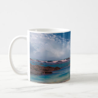 Scenic Landscape Sea View Ocean Photo Coffee Mug
