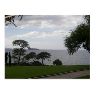 Scenic Maui Hawaii Postcard