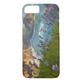 Scenic McWay Falls tumbles into the beach and iPhone 8/7 Case