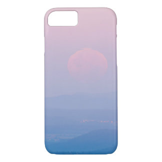 Scenic Moon at Dawn, Apple iPhone 7 Case