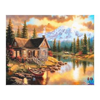 Scenic Nature Home Canvas Art Canvas Prints