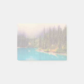 Scenic Northern Landscape Rustic Post-it® Notes