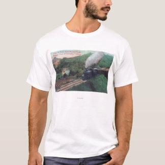 Scenic Northwestern Pacific Train Route T-Shirt
