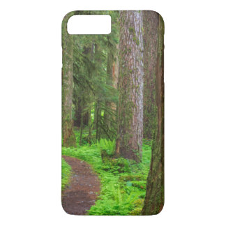 Scenic of old growth forest iPhone 7 plus case