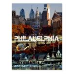 Scenic Philadephia Postcard