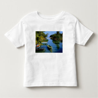 Scenic river near Ocho Rios in Jamaica Shirts