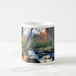 Scenic Stream-Side Mug