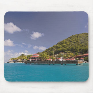 Scenic view of Bitter End Yacht Club Virgin Mouse Mat