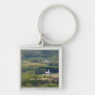 Scenic view of farmland south of Arcadia, Key Ring