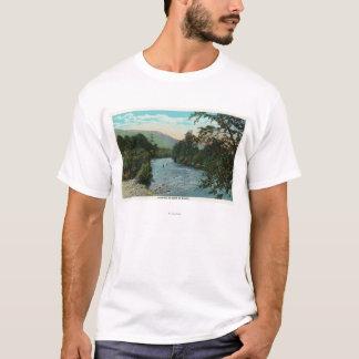 Scenic View of Good Fishing T-Shirt