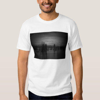 Scenic view of Yellowstone National Park Tee Shirts