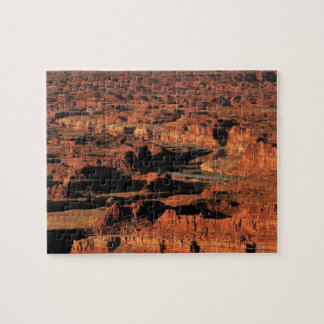 Scenic view over Grand Canyon Jigsaw Puzzle