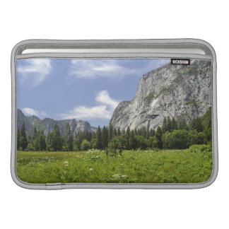 Scenic Yosemite Valley, California Sleeve For MacBook Air
