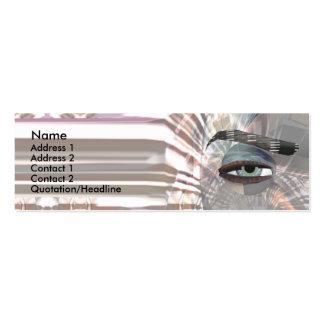 Sceye - Skinny Business Card Templates