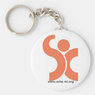 SCHA-MI keychain