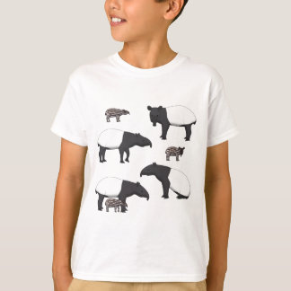 Schabrackentapir selection T-Shirt