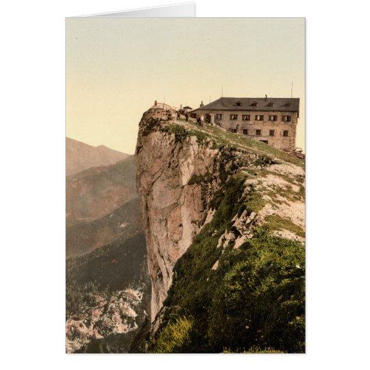 Schafberg Mountain in Salzburg Card
