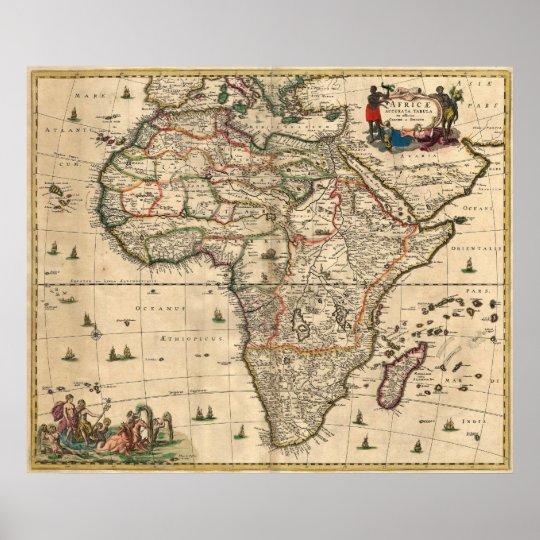 Schagen Africa Poster