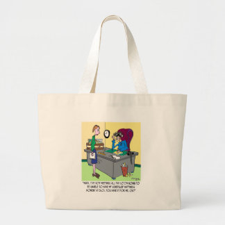 Scheduled Happiness Minute Jumbo Tote Bag