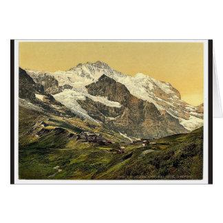 Scheidegg, Hotel Jungfrau, Bernese Oberland, Switz Card