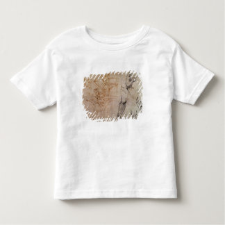 Scheme for the Sistine Chapel Ceiling, c.1508 Toddler T-Shirt