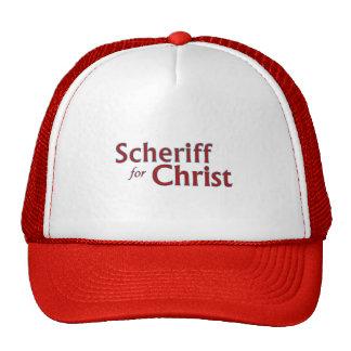scheriffforChrist003 Hats