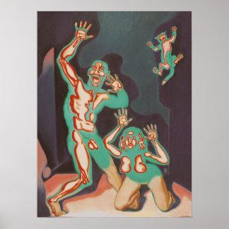 Schernobylsyndrom Poster