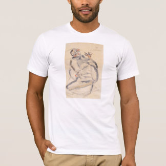 Schiele Art T-Shirt