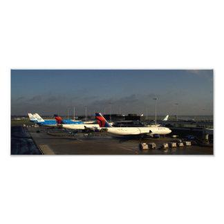Schiphol Airport Photographic Print