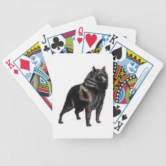 Schipperke Dog Playing Cards