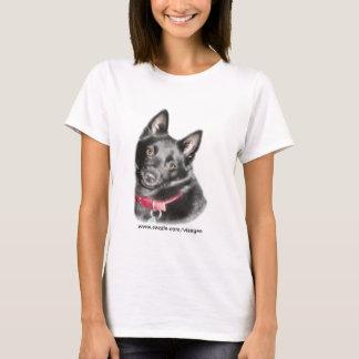 Schipperke Picture T-Shirt