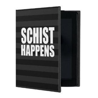 Schist Happens Case For iPad