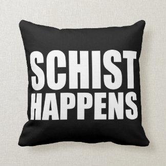 Schist Happens Cushion