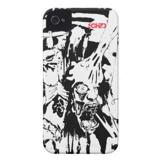 SCHiZO Dead Head iPhone 4 Cases