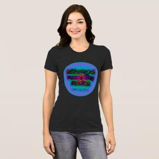 Schizotypal Personality Disorder T-shirt (Purple)
