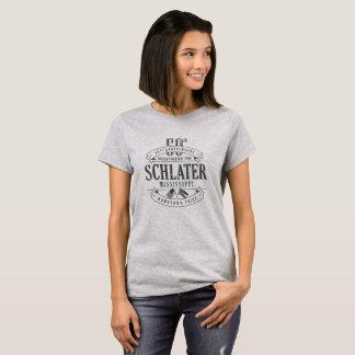 Schlater, Mississippi 50th Anniv. 1-Col T-Shirt