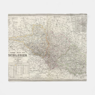Schlesien Fleece Blanket