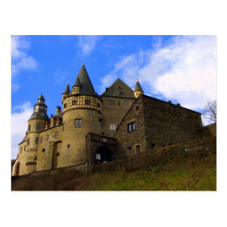 Schloss Buerresheim Postcard