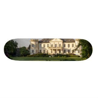Schloss Buldern Dülmen Rhine-Westphalia Germany Skate Boards