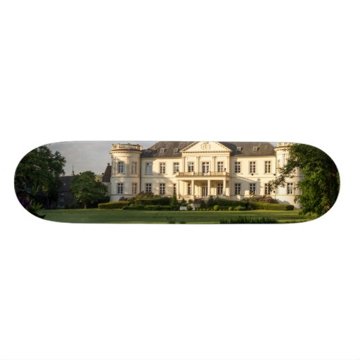 Schloss Buldern, Dülmen, Rhine-Westphalia, Germany Skate Boards