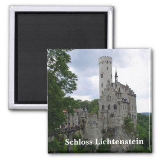 Schloss Lichtenstein Magnet