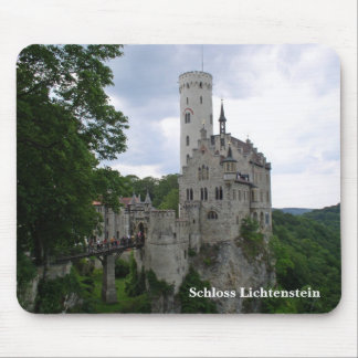 Schloss Lichtenstein Mousepad