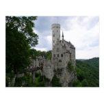 Schloss Lichtenstein Postcard