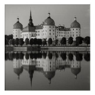 Schloss Moritzburg Saxony Acrylic Print