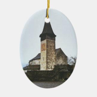 Schlosskirche of Spiez, Switzerland - Ornament