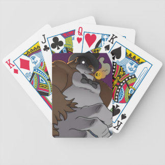 Schmeckle Playing Cards
