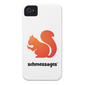 Schmessages Barely There ID/Credit Card case Case-Mate iPhone 4 Cases