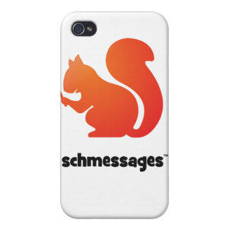Schmessages Speck® Fitted™ Hard Shell Case Case For The iPhone 4