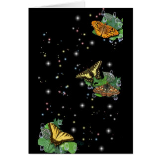 Schmetterlinge Karten