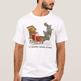 Schmidt House Funny Christmas T-Shirt